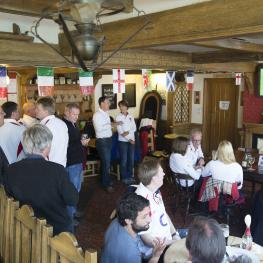 Watch Rugby at The Ailsa Tavern Twickenham