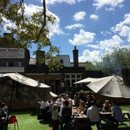 The Ailsa Tavern Twickenham Beer Garden